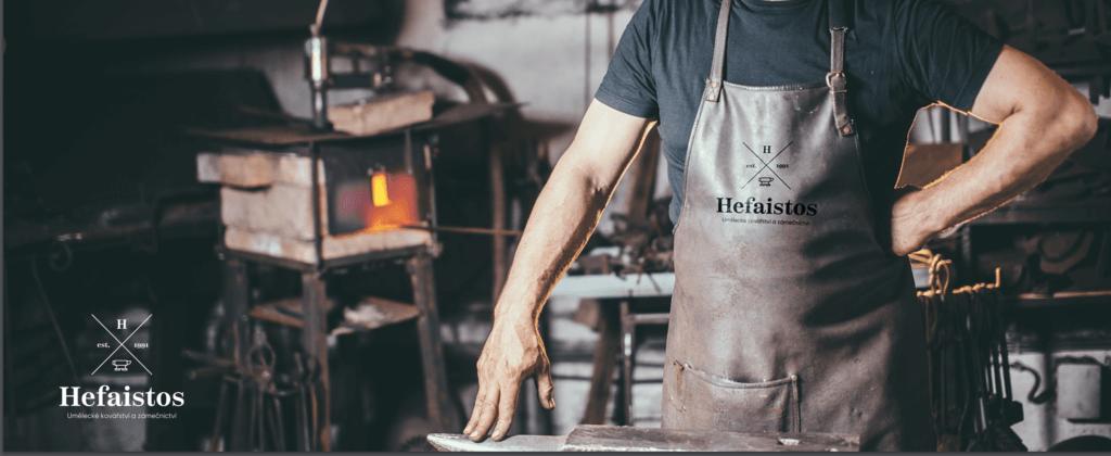 Hefaistos kovář