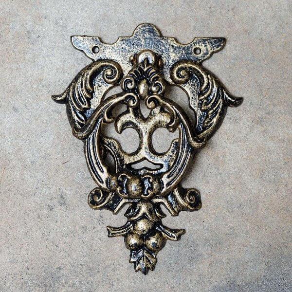 Klepadlo ornamenty