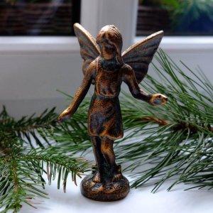 Andělská víla v zimě