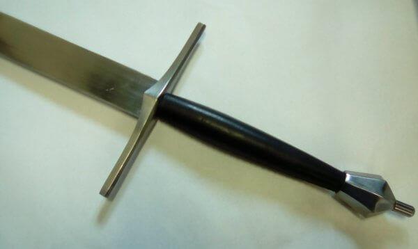 Umělecký skotský meč 1