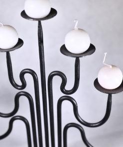 Svícny kované