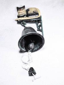 Zvoničky litinové