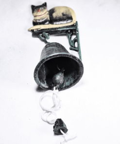 The bell tower of cast iron